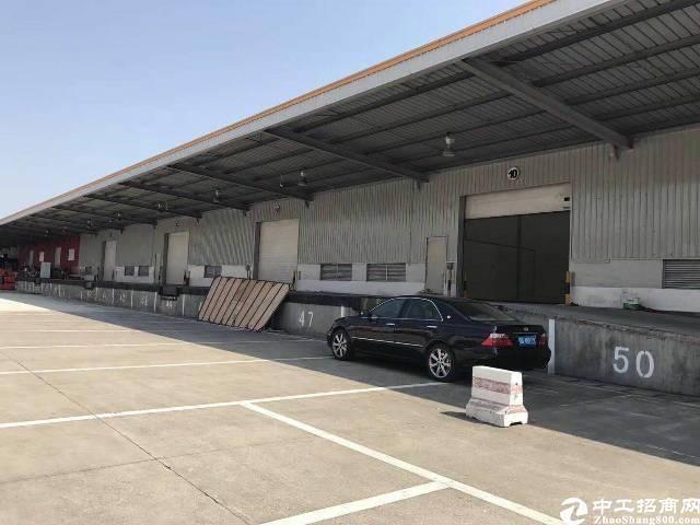 坂田珠三角环线梅关高速路口一级物流仓库4400平钢结构出租