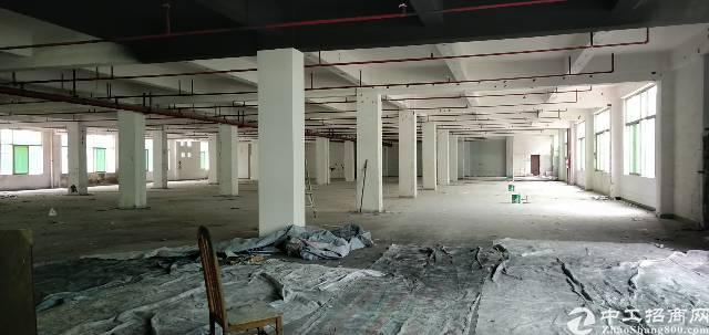 东城大型工业园分租3楼2500平方