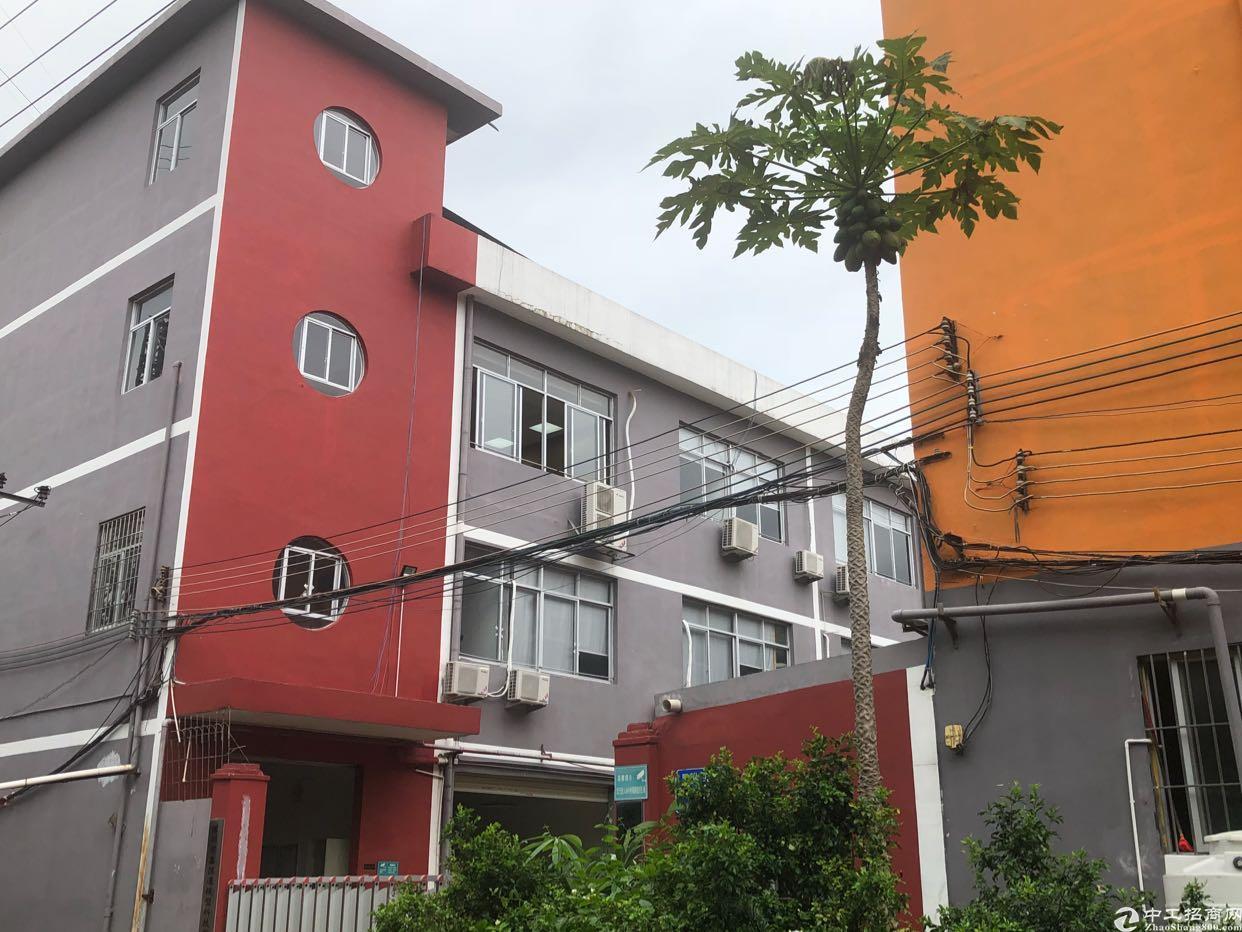 福永怀德靠近107国道附近新出独院2000平方米带装修出租。