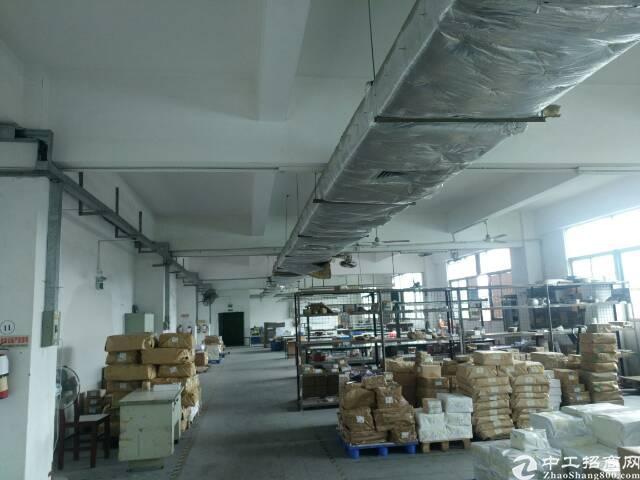 福永怀德新出独门独院三层3900平方标准工业厂房-图4