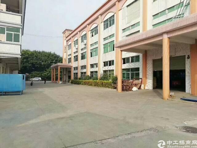 大田洋新出原房东带红本独院6200平方一楼高度6米合同十年