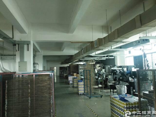 福永怀德新出独门独院三层3900平方标准工业厂房-图6