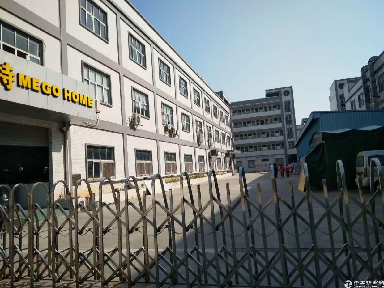 福永和平独门独院6600平方米出租平方米