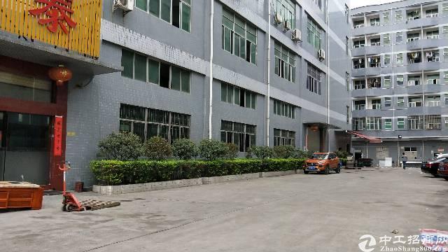 福永凤凰工业区新出独院厂房8500平米出租