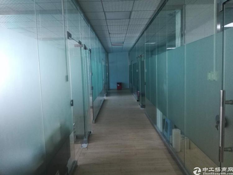 福永和平新出大型工业区1800平米带装修厂房-图2