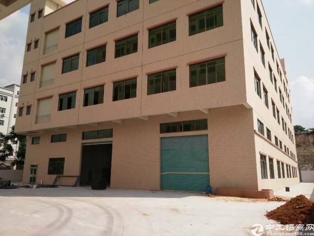 全新独栋厂房3800平方