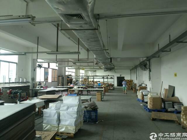 福永怀德新出独门独院三层3900平方标准工业厂房-图2