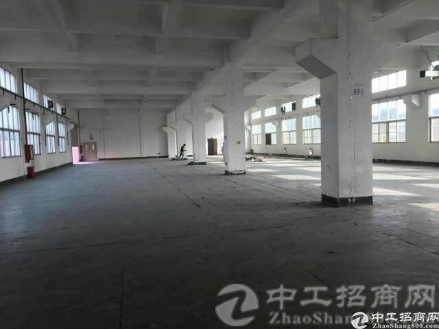 松岗洋涌工业区新出一楼2000平方私人厂房出租