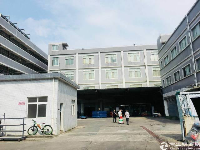 厚街新出独院标准厂房10800平方米招租