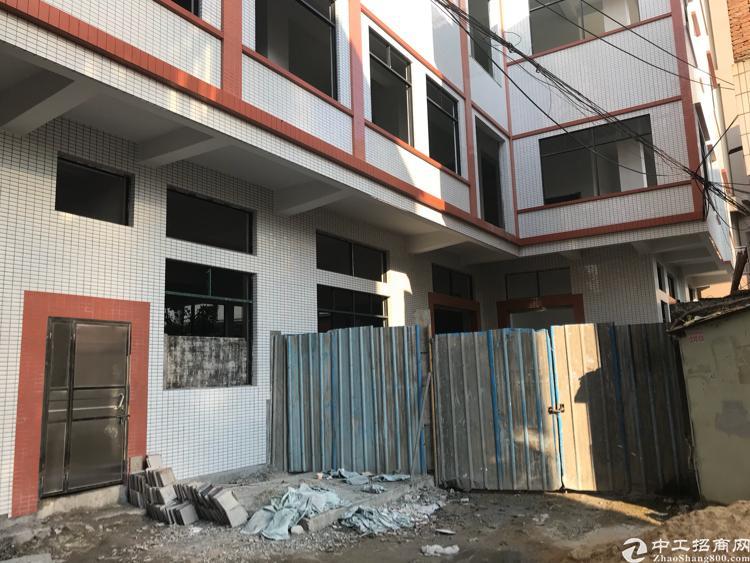 茶山全新独栋厂房4层2500平方米出租