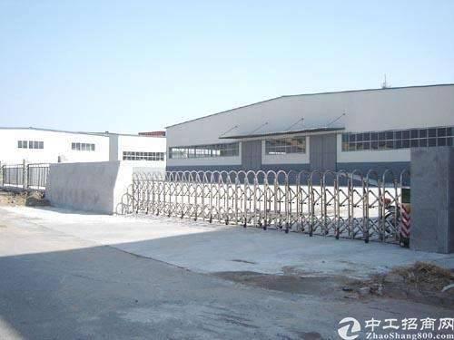 大岭山镇新出独院物流、仓储厂房共20000平低价出租,可分租