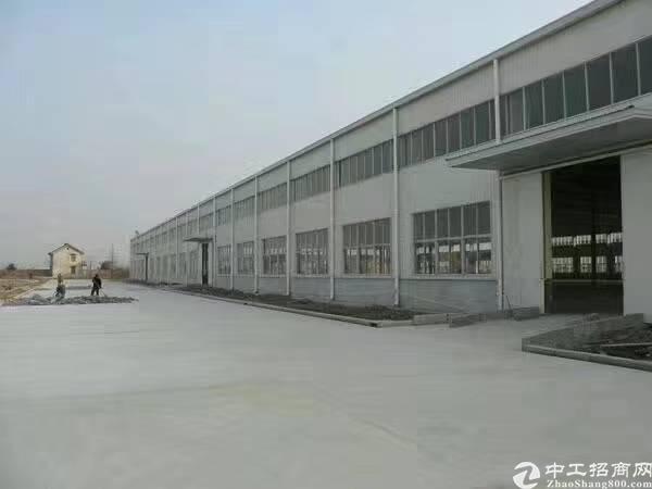 虎门镇白沙村刚刚空出独院铁皮房1900平,可以做污染行业