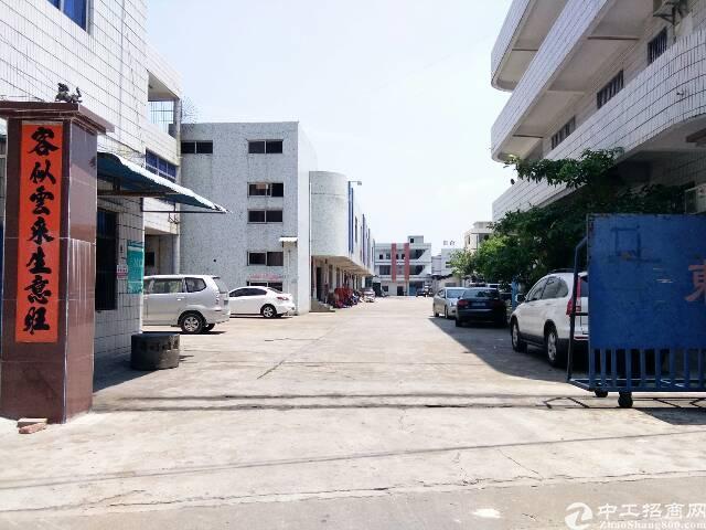 溪头独门独院两层厂房5000平米,独立办公楼1500平米