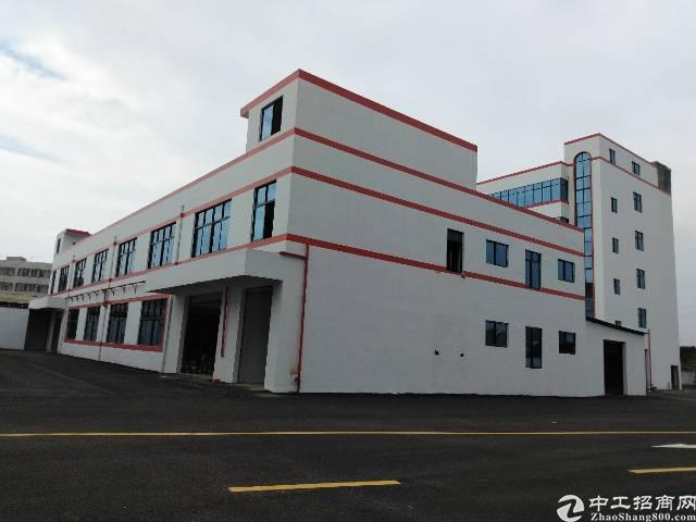南光高速出口新出独栋厂房两栋带红本空地大可以申请国家高新