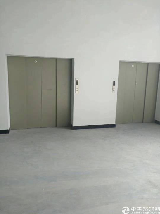 沙井地铁口零距离精装修厂房整层4000平可分租