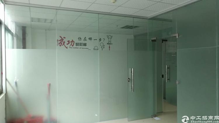 龙岗永湖地铁站边电商产业园办公室仓库300平招租