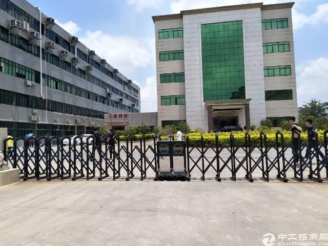 虎门北栅实业客分租标准厂房二楼,精装修,水电齐全