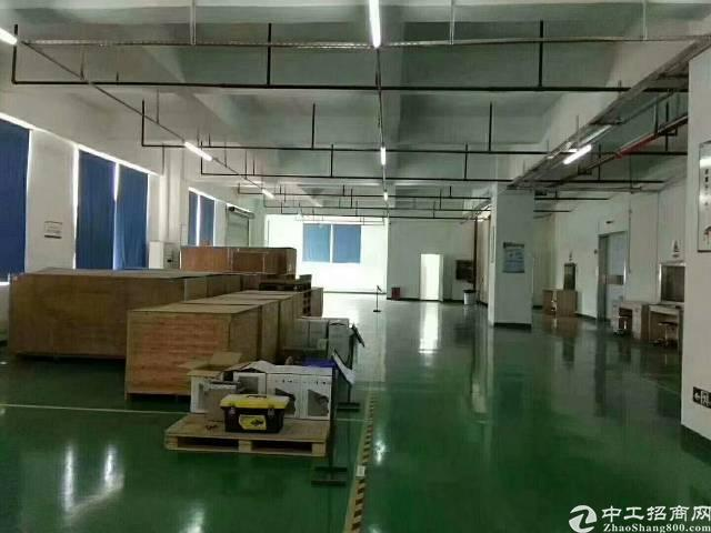 6月13号新出工业园区新出二楼1200平,带装修