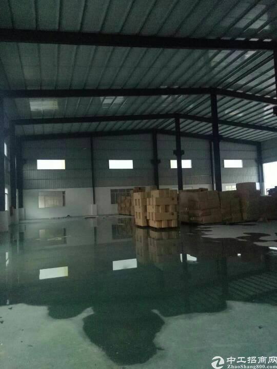 厚街新出原房东独院全新厂房8900平方,滴水10米