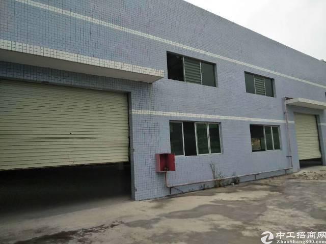 陈江镇工业区独院单一层钢构厂房1800平方滴水8米招租-图2
