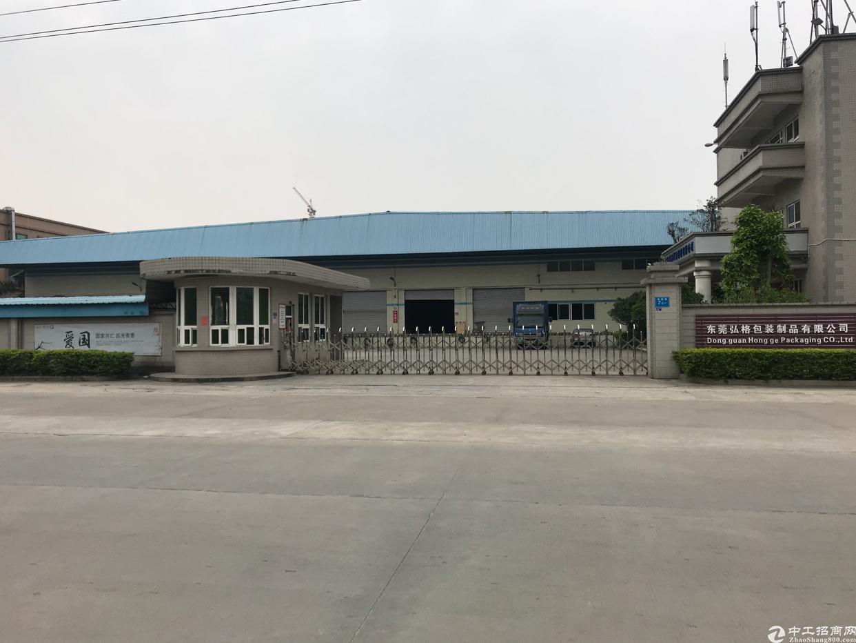 惠州博罗县国有证厂房出售
