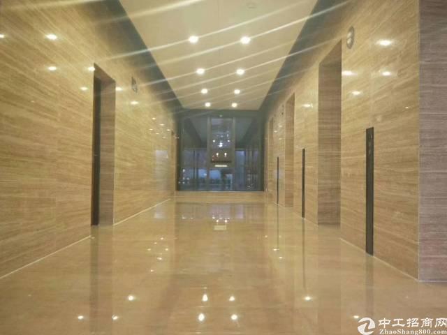 龙岗坂田甲级写字楼565 层高 5.4米 使用率达75%