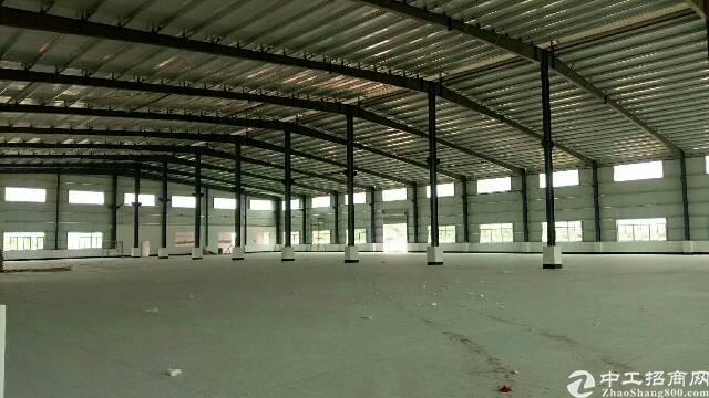 独院单一层厂房2300平方出租