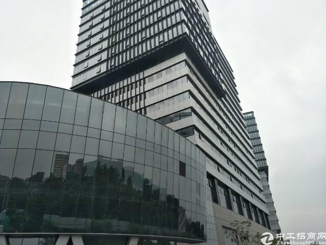 石岩甲级红本最高可申请60%房租补贴写字楼招租