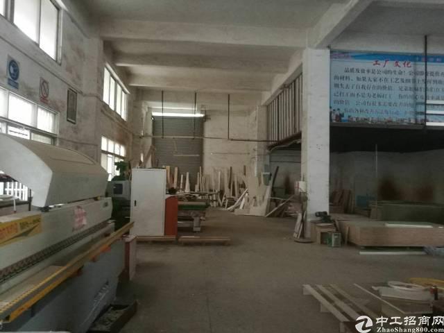 石碣标准厂房一楼1300平米,租金25000-图2