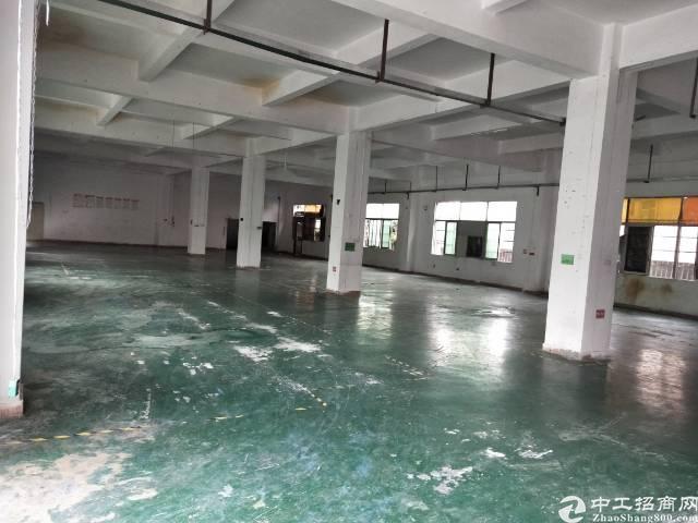 平湖华南附近新出一楼厂房1500㎡