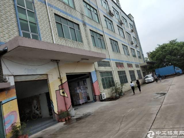 平湖辅城坳工业区新出独栋厂房5600平