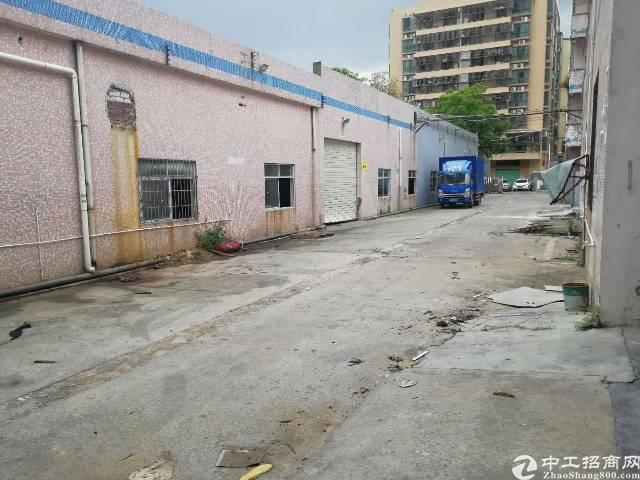 转让)横岗228工业园独栋钢构厂房2300平方 发布: 20