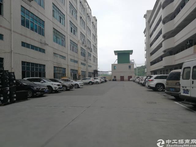 平湖乡新出标准厂房楼上550平出租
