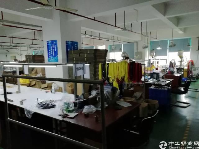 福永和平新出楼上800平厂房带有豪华装修
