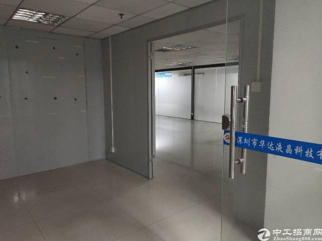 石岩塘头物流园附近带装修200㎡招租-图2