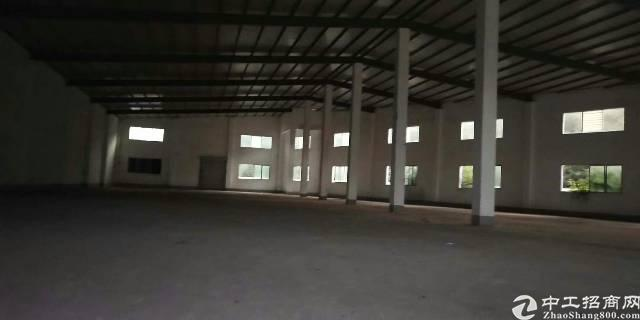 新圩新出独门独院钢构厂房1800平米
