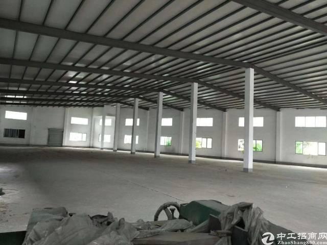 陈江镇工业区独院单一层钢构厂房1800平方滴水8米招租-图4