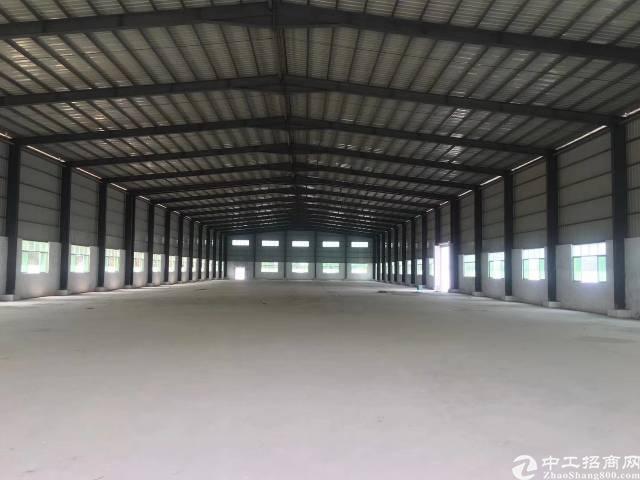 独门独院单一层厂房13000平