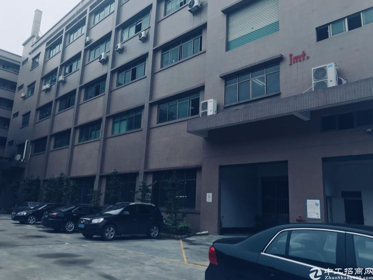 标准厂房一楼出租带独立办公室带带装修位置好