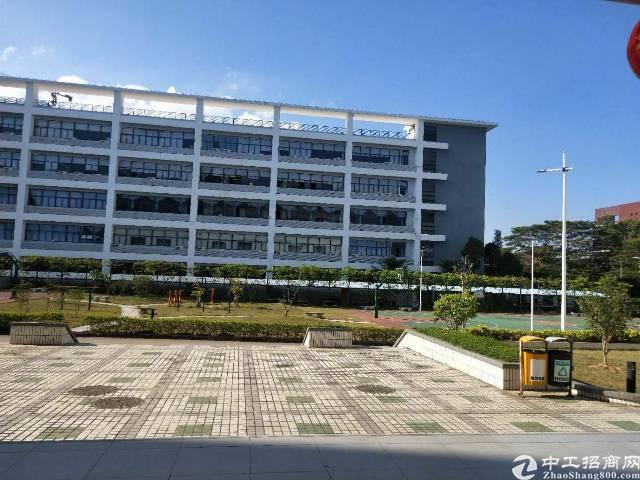 龙岗宝龙新兴工业区,宝龙六路创维群欣工业园,现4、5层已经空
