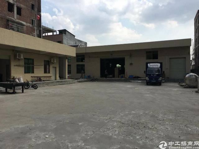 小金口新出独门独院1800平米钢结构厂房出租