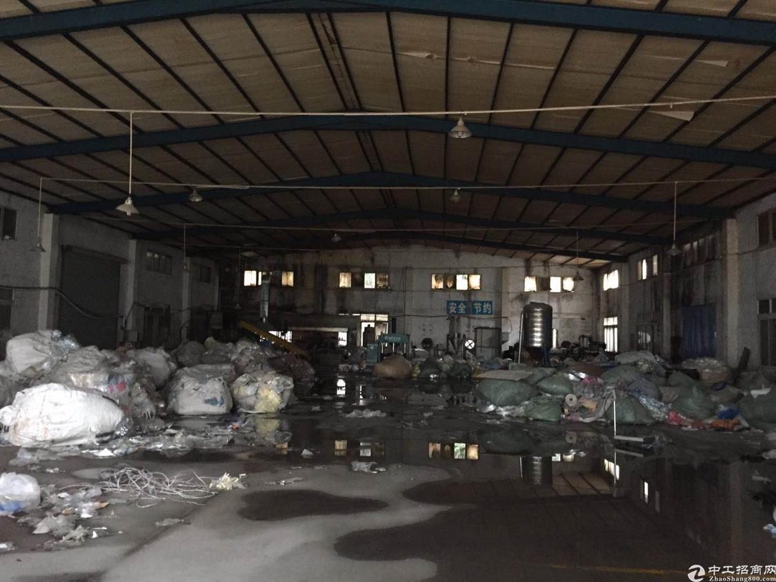 龙岗坪地1100坪地钢构厂房出租-图2