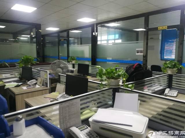 宝安机场边新出高端办公楼