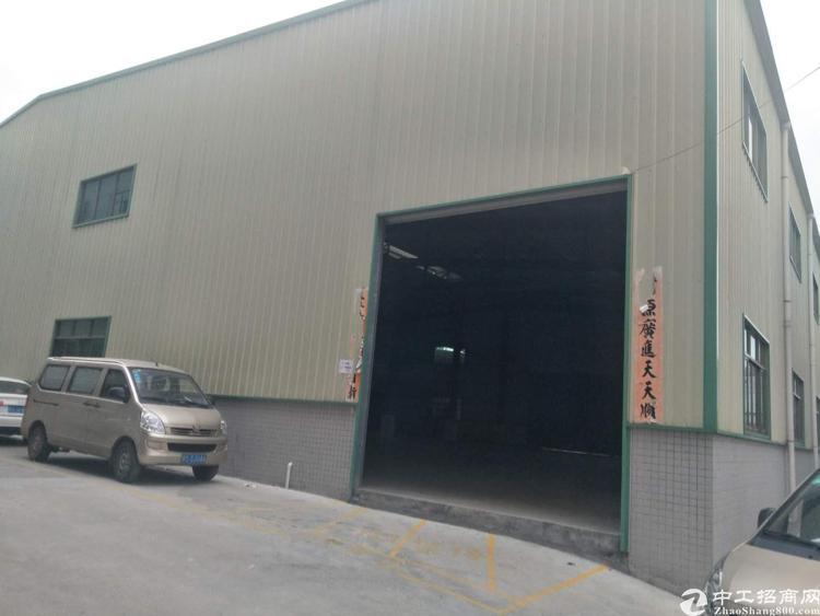 东莞横沥独门独院厂房1600平方招租