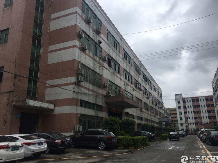 宝安大道边上新出楼上带装修460平厂房招租 适合注塑模具等-图3