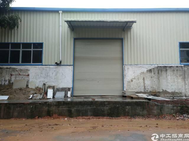 桥头镇独栋钢构厂房