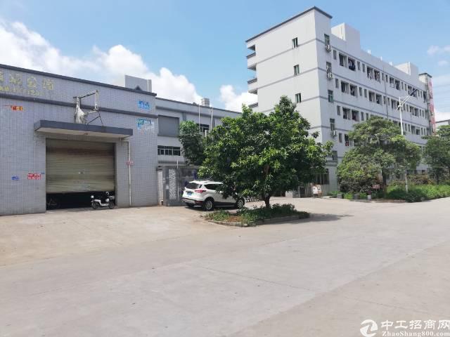 凤岗新出单一层独栋1180平米带办公室装修