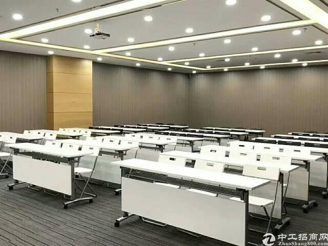 深圳龙华新区精装修写字楼573㎡招租