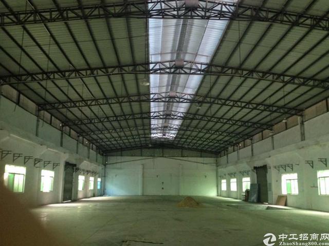广州市增城区新塘镇厂房出租