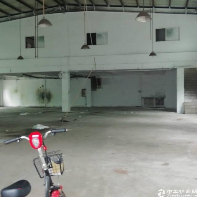 独栋小厂房1080平,隔好的办公室,人流大V